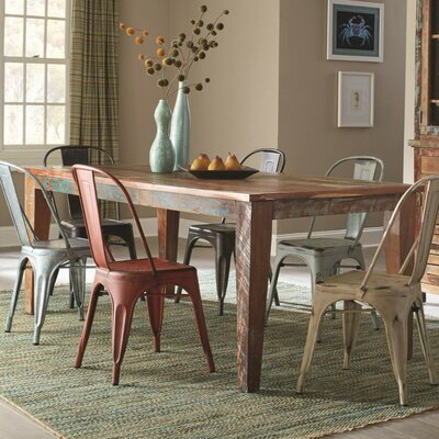Bohannon Rustically Charmed Dining Table
