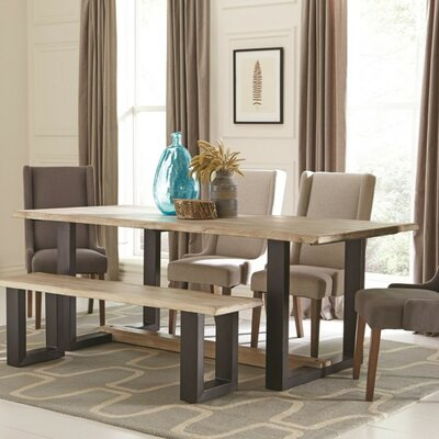 Paulornette Wooden Dining Table