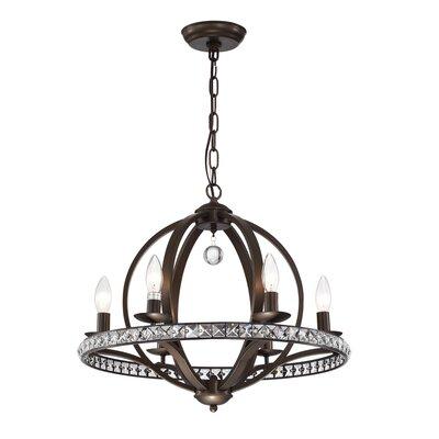 Adelinda 6-Light Globe Pendant