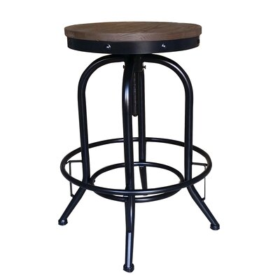 Mcateer 31 Swivel Bar Stool