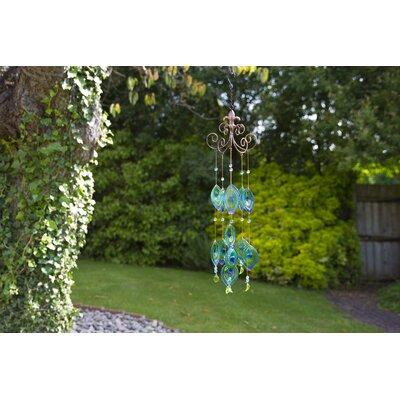 Windspiel Ilkley | Garten > Dekoration > Windspiele | Blaugrün | Garten Living