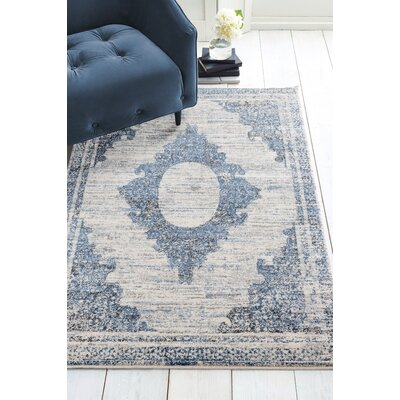 Caprice Sapna Cream Area Rug Rug Size: Rectangle 27 x 42