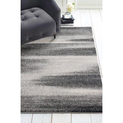 Gippetti Fantasy Gray Area Rug Rug Size: Rectangle 710 x 106