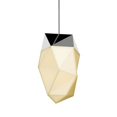 1-Light LED Mini Pendant Finish: Polished Chrome