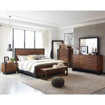 Berghoff Platform Configurable Bedroom Set