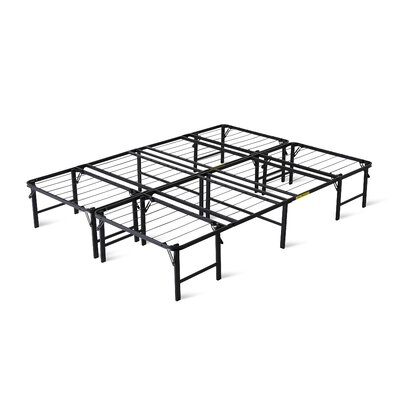 Quad-Fold Bed Frame Size: Full