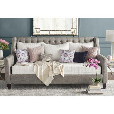 Mcfarland Quilt Throw Pillow Size: 18 H x 18 W