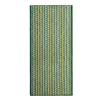 Bercht Charming Doormat Color: Green, Mat Size: Rectangle 18 x 28