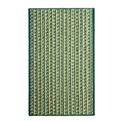 Bercht Charming Doormat Color: Green, Mat Size: Rectangle 18 x 38