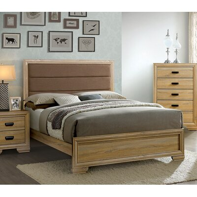 Truong Panel Bed Size: California King