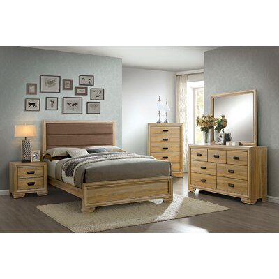 Truong Panel Configurable Bedroom Set