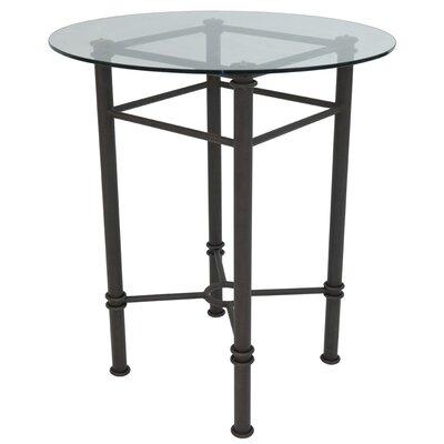Clarendale Pub Table Size: 36.37 H x 36 W x 36 D