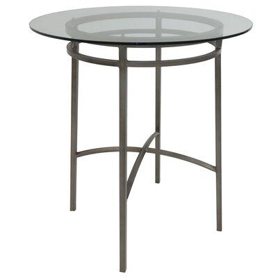 Schurda Pub Table Color: Rustic Silver