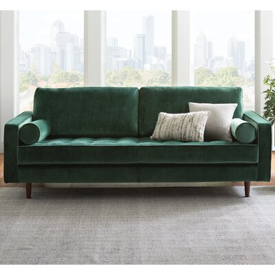 Derry Sofa Upholstery: Emerald