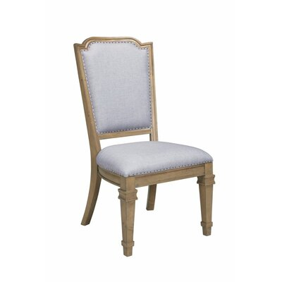 Valerio Modern Vintage Style Upholstered Dining Chair