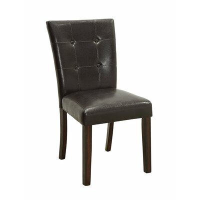 Hoehne Contemporary Upholstered Dining Chair