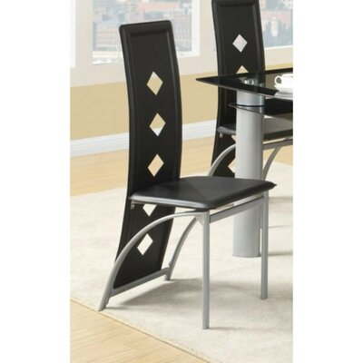 Heslington Diamond High Back Upholstered Dining Chair