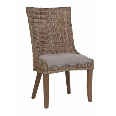 Southchase Wicker Woven Dining Chair