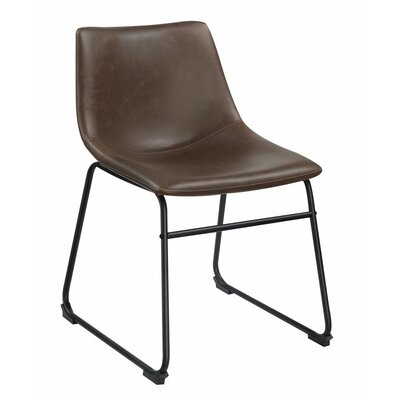 University Place Contoured Upholstered Dining Chair