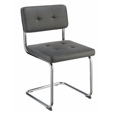Azocar Cantilever Base Upholstered Dining Chair