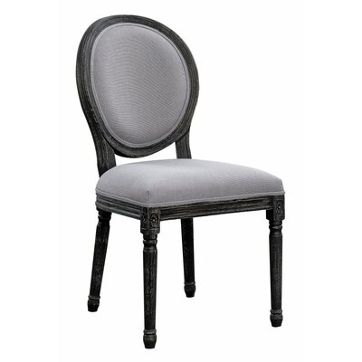 Tomaz Vintage Style Upholstered Dining Chair