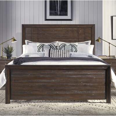 Van Reipen Storage Platform Bed Size: Queen