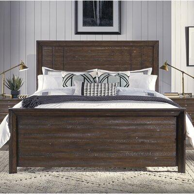 Van Reipen Storage Platform Bed Size: King