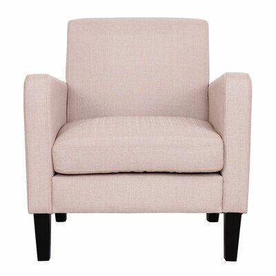 Rinke Armchair Upholstery: Beige