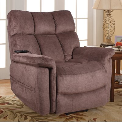 Homestead Power Lift Assist Recliner Color: Polo Club Java