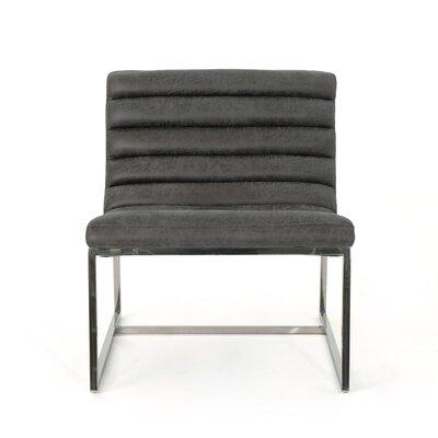 Lounge Chair Upholstery: Slate