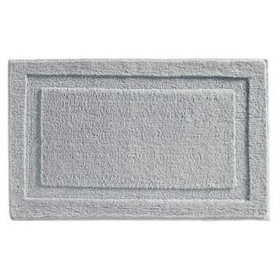 Spa Bath Rug Size: 21 x 34, Color: Gray