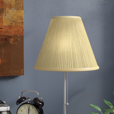 9 Linen Empire Lamp Shade Color: Natural