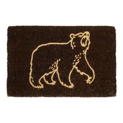 Pascual Bear Doormat