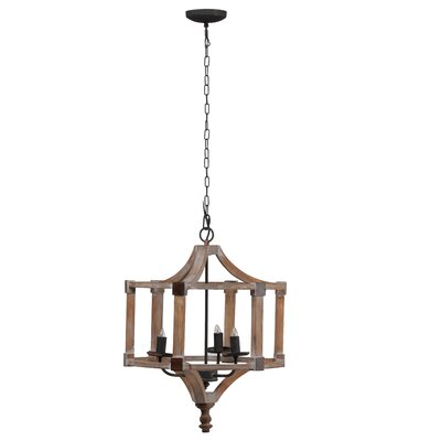 Mcclure Andreas Round 3-Light Mini Chandelier