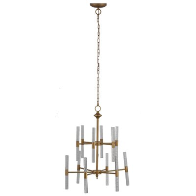Dutcher Idony 12-Light Sputnik Chandelier
