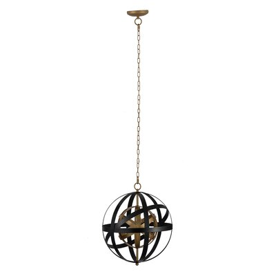 Mccollister Pallas Spheres 1-Light Mini Chandelier