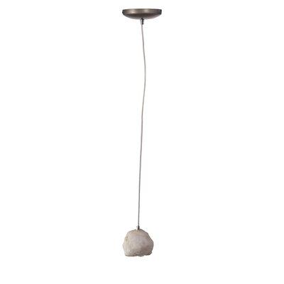 Mikulay Agate 1-Light LED Mini Pendant