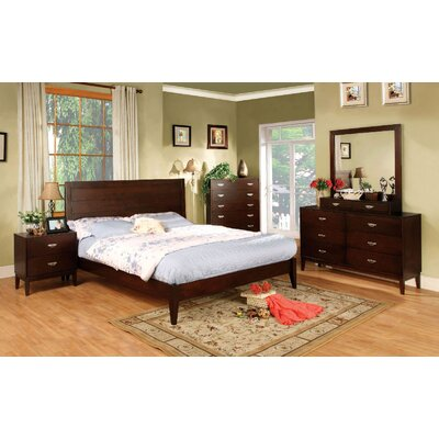 Poulos Eucalyptus Panel Configurable Bedroom Set
