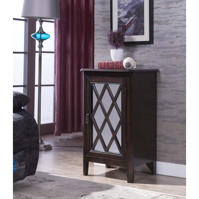 Keels End Table with Storage