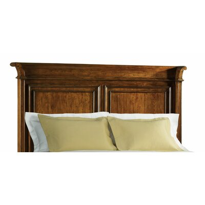 Tynecastle Panel Headboard Size: King