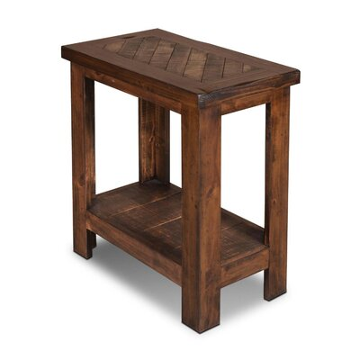 Horizon Home Remington Shelf End Table