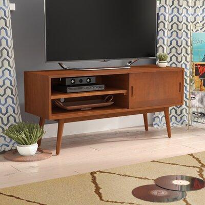 Starksboro Media Console 46.9 TV Stand Color: Natural