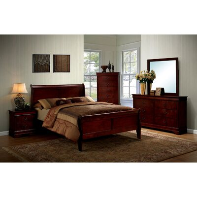 Poulsen Sleigh Configurable Bedroom Set