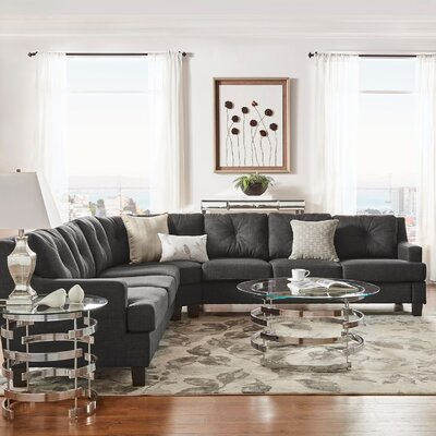 Doane�7 Seat�Reversible Sectional