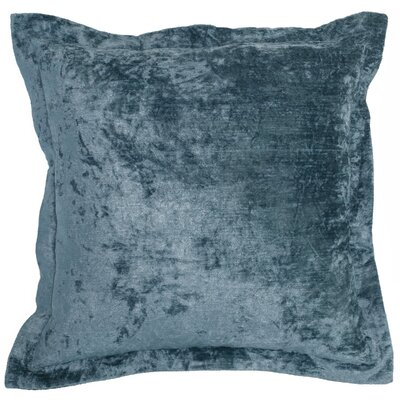 Hemming Throw Pillow Color: Blue