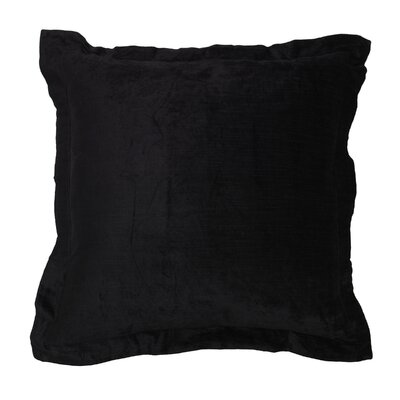 Hemming Throw Pillow Color: Black