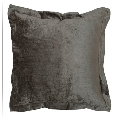Hemming Throw Pillow Color: Brown