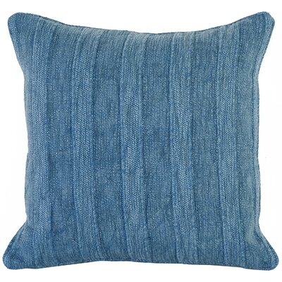 Vedika Wickline Throw Pillow Color: Blue