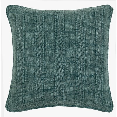 Vedika Wickline Throw Pillow Color: Green