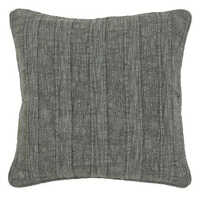 Vedika Wickline Throw Pillow Color: Gray